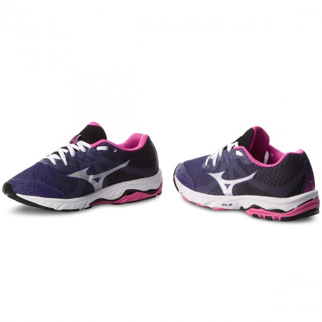 Violet Chaussures Wave J1gl141720 Mizuno Elevation cKuF15TlJ3