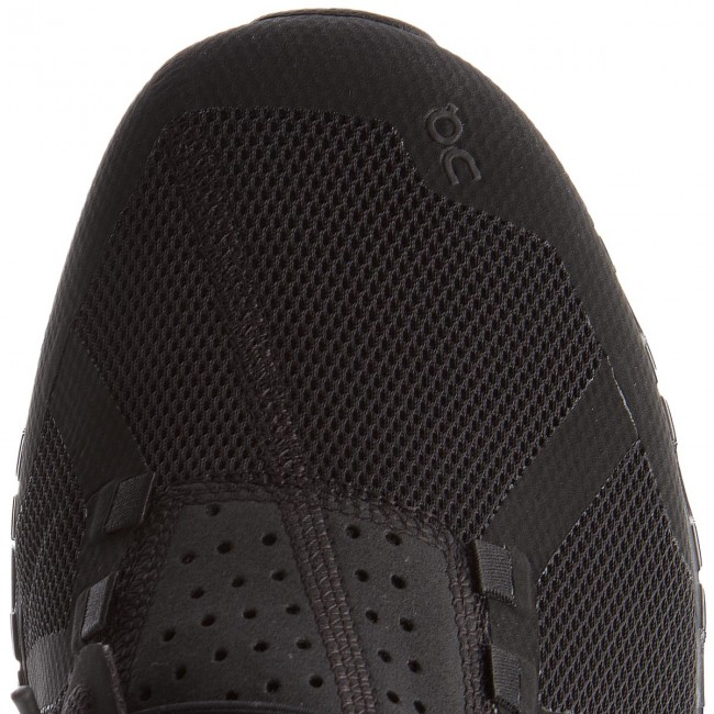 On Cloud Chaussures All 0002 000019 Black wO8nX0Pk