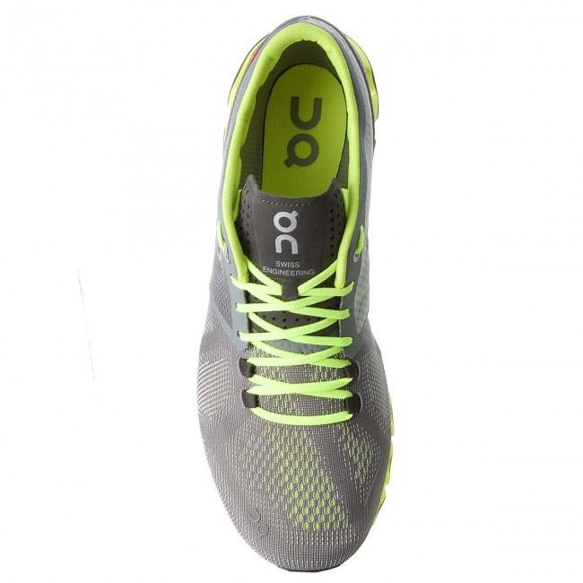 Sport X Grey neon Running De Entra winter nement 4300 Chaussures On Homme 2018 Cloud 000020 Fall O8n0PXwk
