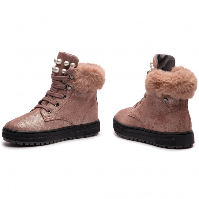 Antico Enfant Naturino winter 2018 Rosa Autres Bottes Tosca Et Fall 0012501604 Fille gbf6Y7yv