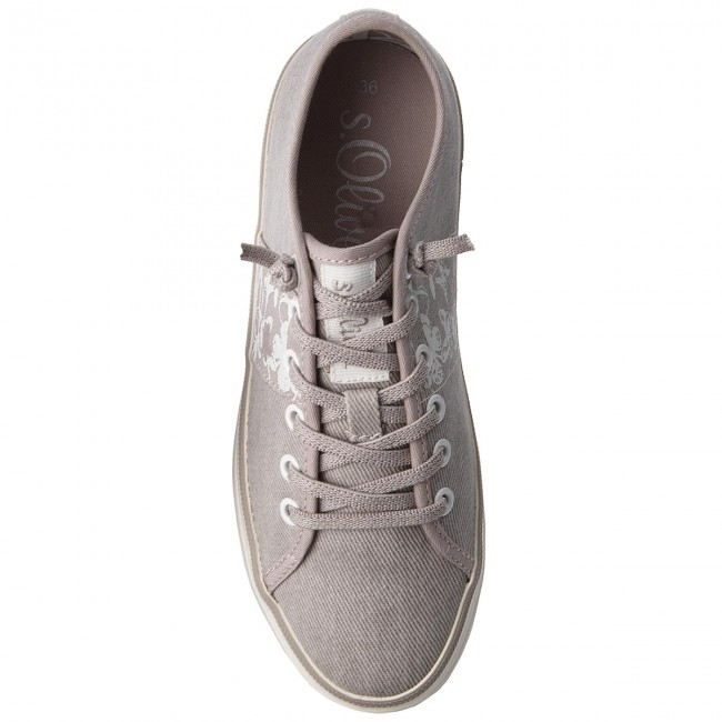 Basses Spring Chaussures 2018 210 Femme Tennis S Baskets 5 20 Lt Grey summer oliver 23611 mn0vN8w