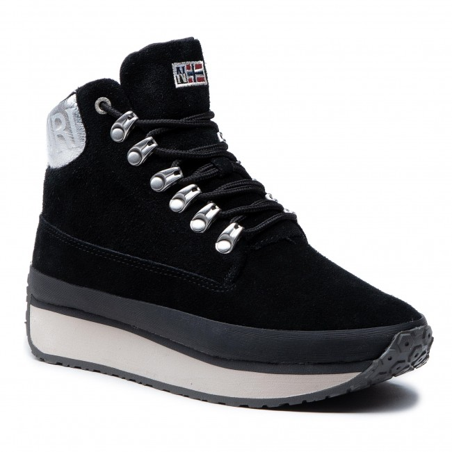 Napapijri Sneakers Black 17733968 N00 Emma EIW2be9YDH