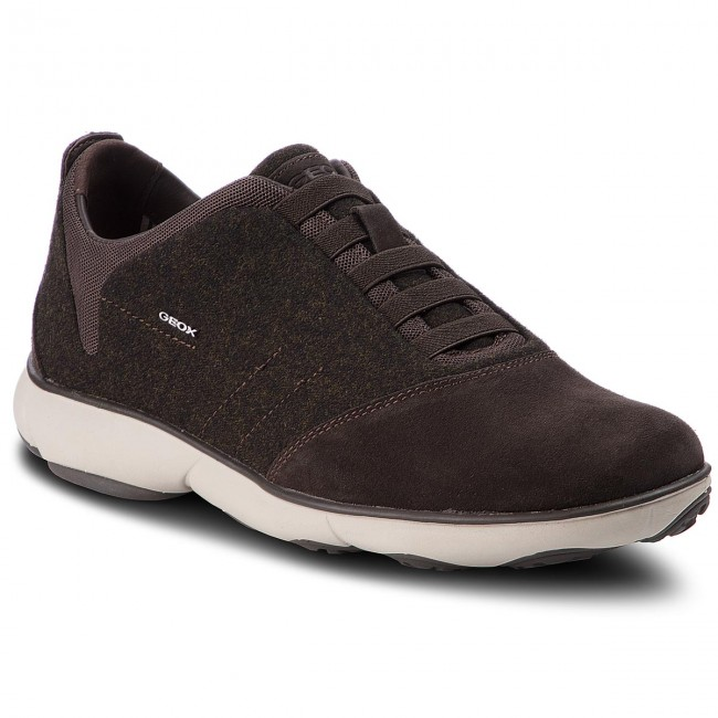U52d7b 0ny22 Chaussures C6024 Fall Basses U Coffee Geox B Dk winter 2018 Nebula Detente Homme LSUzqpGMV