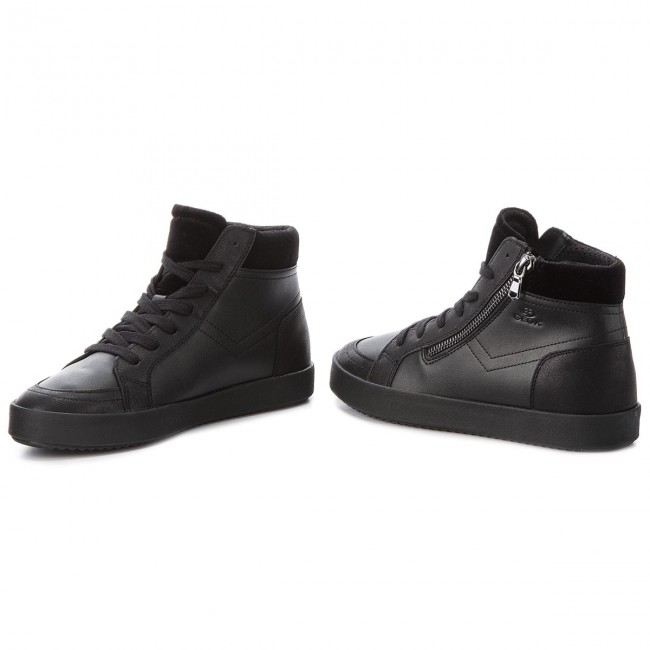 A Sneakers Femme C9999 Chaussures Fall D Black Basses winter 054pv Geox 2018 Blomiee D826ha 92IWEDHY