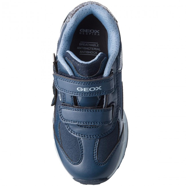 Geox sky Sneakers J Avio Scratch C4504 Enfant winter Shuttle Chaussures Fall 2018 S Basses J8406a Fermeture GA Fille 002au Yf6v7yIbgm