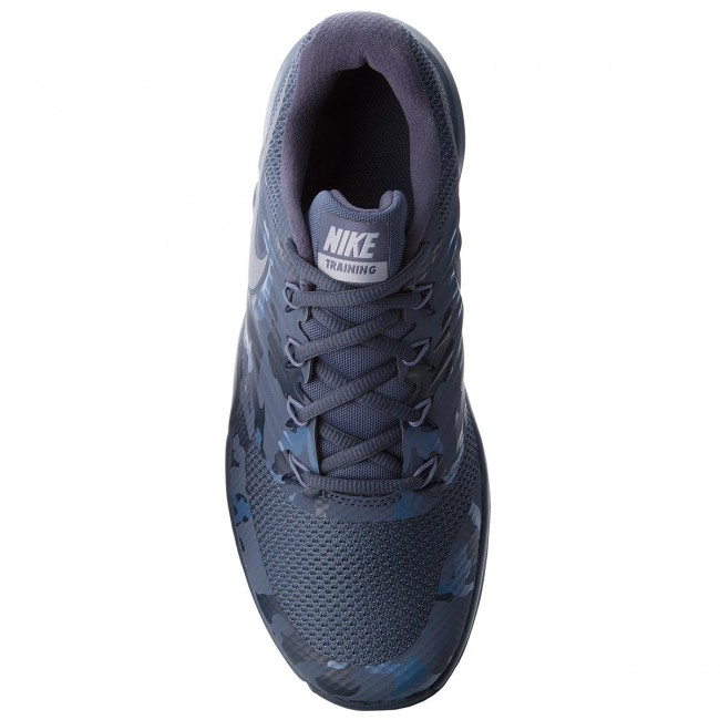 new styles b1911 8f473 Chaussures NIKE - Lunar Prime Iron II 908969 401 Thunder Blue/Mtlc Cool  Grey - Fitness - Chaussures de sport - Homme - www.chaussures.fr