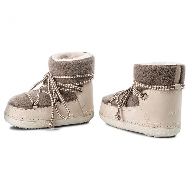 Curly Inuikii Taupe 16 Chaussures Boot 70101 kXTZiuOP