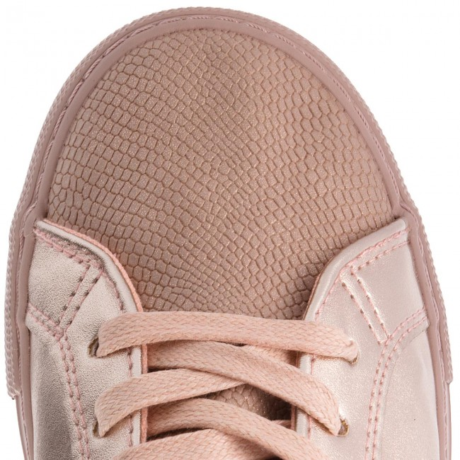 Sneakers Big Star Bb274729 Pink Chaussures Basses Femme Fall/winter 2018