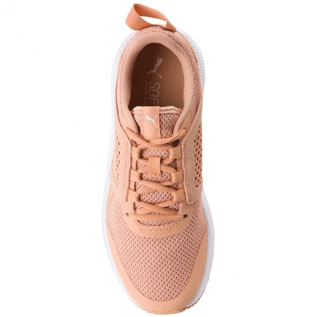Fall coral q3 Puma white Chaussures Coral 2018 05 winter Sneakers Dusty Basses Next Net 366935 Femme Pacer VUpzMqLSG