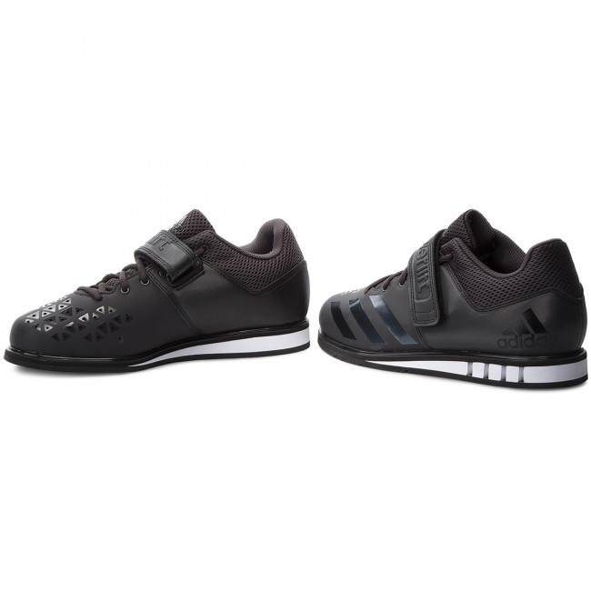 Chaussures 3 Powerlift 1 Ba8019 core Black White Utility Black Adidas footwear Aj3L4R5