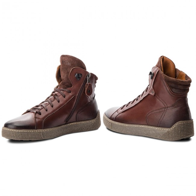 Sneakers 01 03 Basses 4 Homme 02 Fall Chaussures Marron 02 0599 winter 2018 Nik ybfg6IYvm7