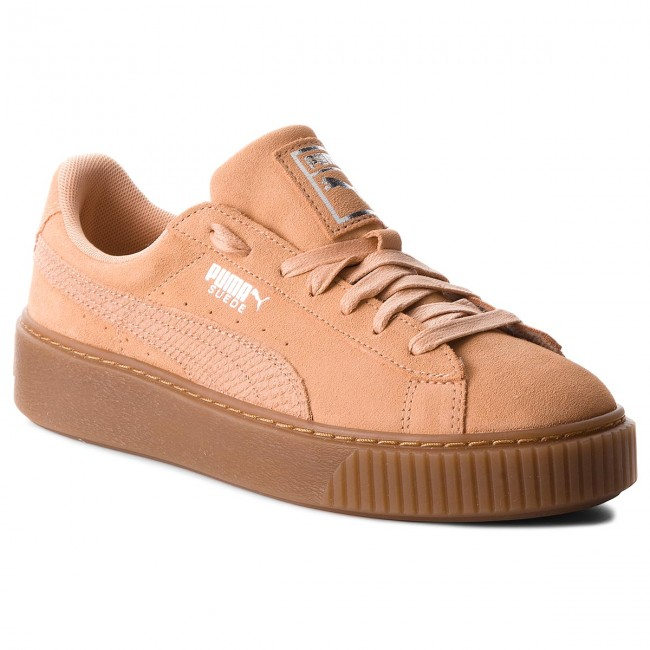 winter Platform Puma Coral Sneakers Chaussures q3 Basses 2018 Femme 365109 Suede Animal Dusty Silver Fall puma k0Pwn8O