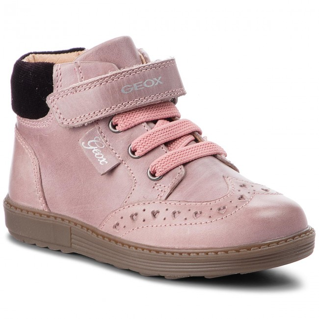 f03925b13a78 Boots GEOX - B Hynde G. B B842FB 000CL C8006 S Dk Pink - Boots ...