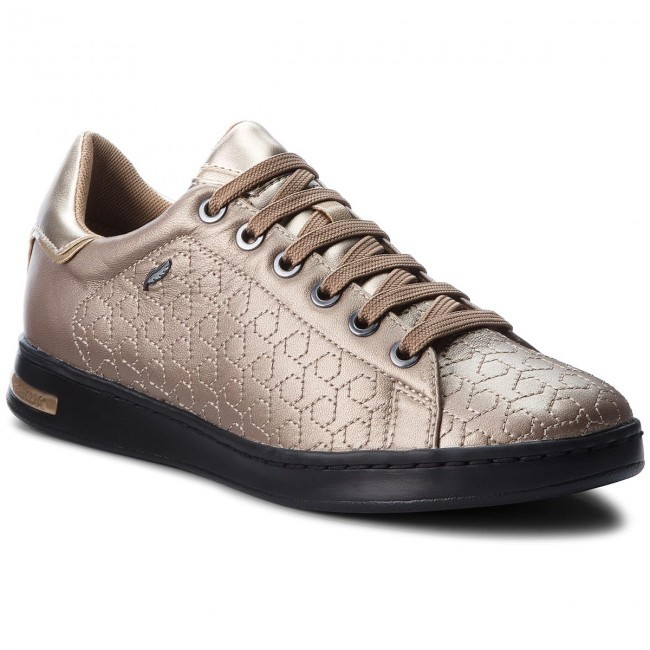 D Jaysen D621ba 0bvnf Geox Cb500 A Sneakers Champagne BderxCoW