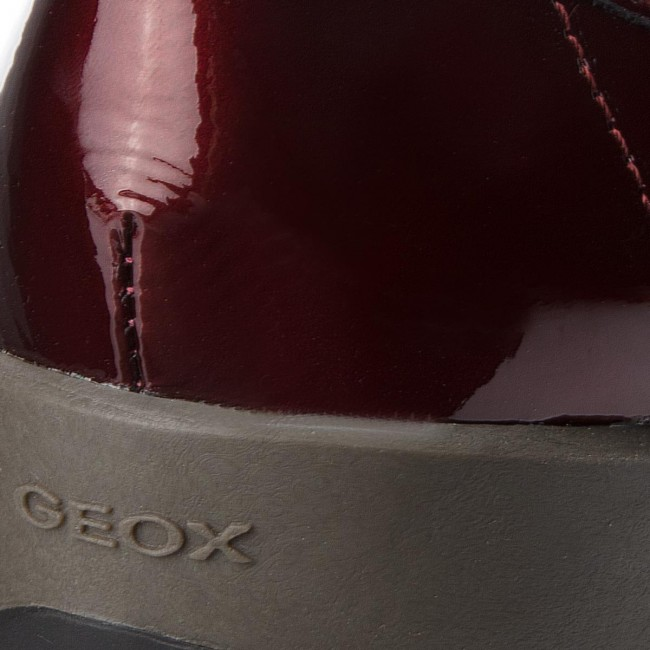 Geox 00067 Chaussures Basses C7bf4 navy D841sa A Arethea Bordeaux iTPZOkXuwl