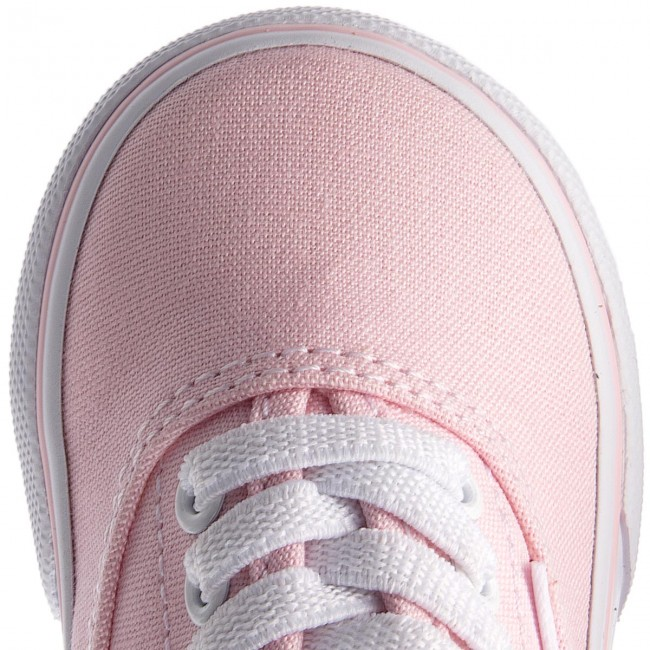 Tennis Lacets Enfant Vn0a38e8q1c Pink true White a Vans summer Elastic Chaussures Fille Basses 2019 Authentic Chalk Spring srCdBhQtx