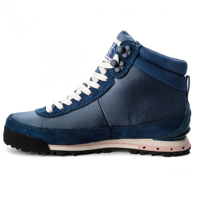 Face Beige Boot The North De Teal to Back berkeley Chaussures Blue Ii Wing T0a1mf5sl Trekking peyote doQrxeCBW