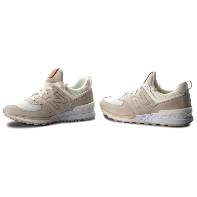 Sneakers NEW BALANCE Sneakers - WS574PMA Beige - Sneakers BALANCE - Chaussures basses - Femme a75025