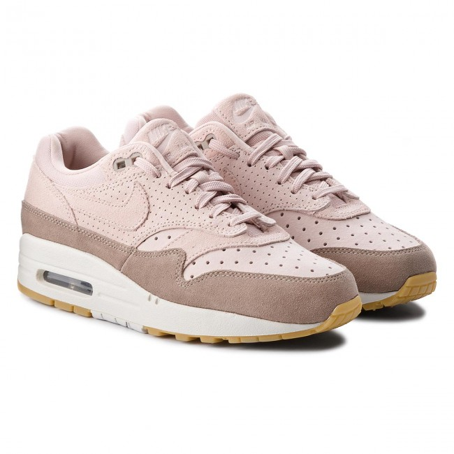 competitive price 6e5f8 571bd ... Chaussures NIKE NIKE NIKE - Air Max 1 Prm 454746 208 Particle Beige  Particle Beige