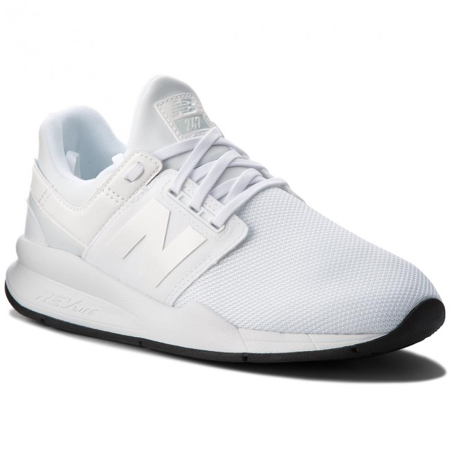 the best attitude 0385d bb127 Sneakers NEW BALANCE - WS247UD Blanc