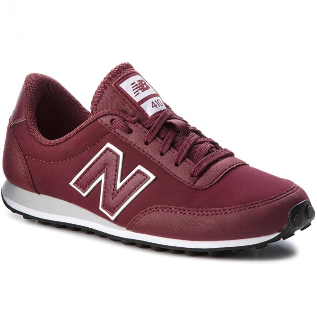 Balance New Bordeaux Sneakers U410bwg TJc3lFK1u