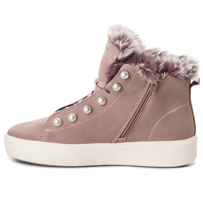 3400 40736 5900 431 Rose Sneakers 2018 Femme Fall Basses Chaussures winter Bugatti kw0OnP