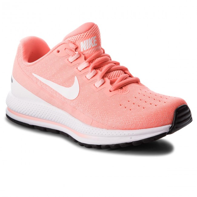 low priced 41da8 03b6f Chaussures NIKE - Air Zoom Vomero 13 922909 600 Rose Claire Atomique Blanc