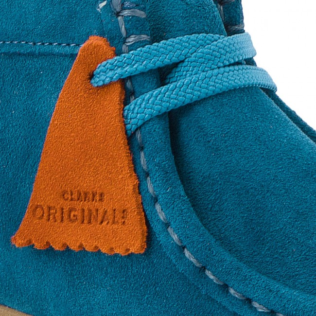Teal on Enfant 2018 Fall Bt261350397 Clarks winter Et Autres Wallabee Bottes Gar Boots Suede SMqUpGzV