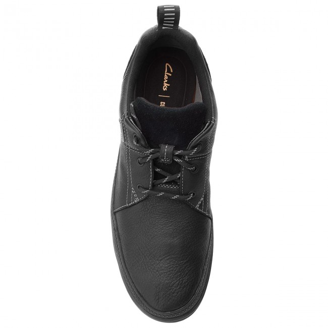 Clarks Blk tex Tumbled Basses Fall winter Detente Chaussures Homme Gore Leather Rushwaylacegtx 2018 261378547 8X0wPnNOkZ