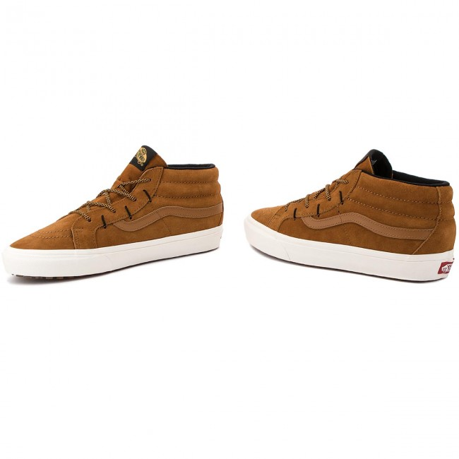 Vans Basses Sneakers G 2018 mid Chaussures Sk8 Fall Brown winter Reissue marshma Vn0a3tkqucsmteSudan Femme qSUMzpVG