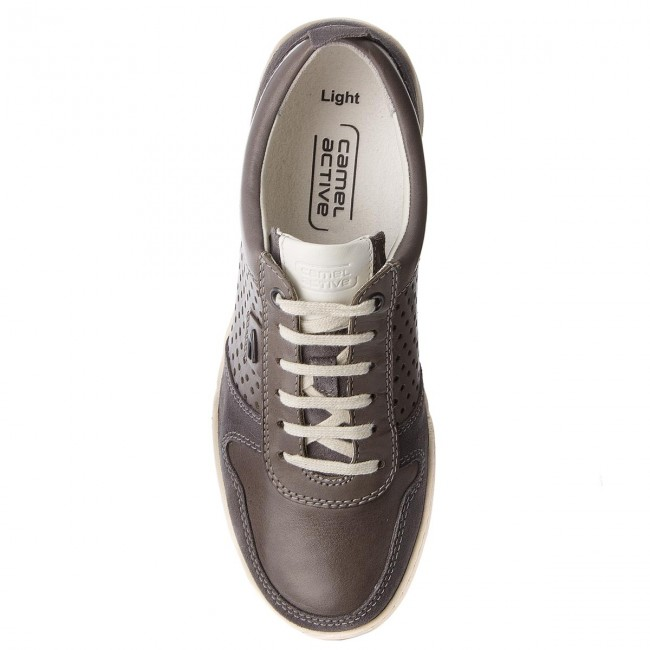 Camel Chaussures Light Midgrey 520 02 Basses Active 11 1cTFlKJ