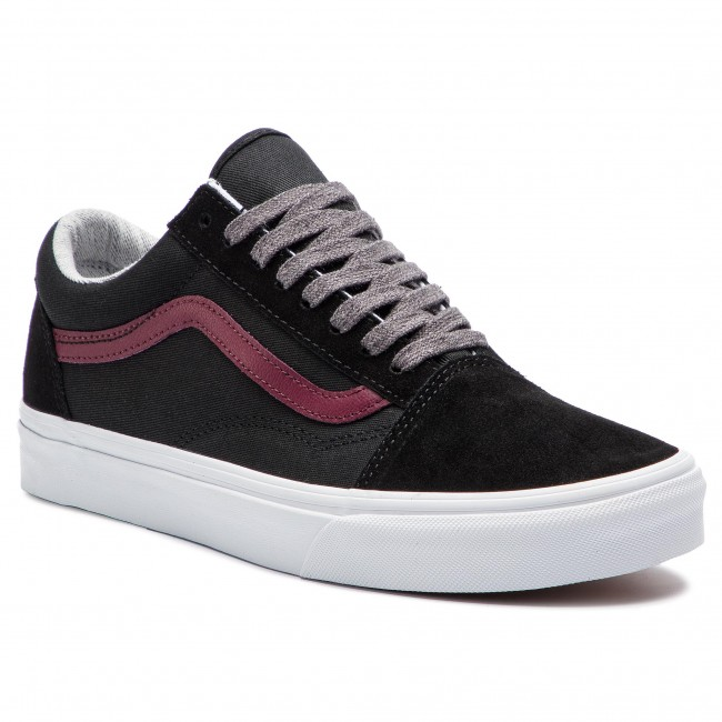 Old Skool Jersey Lace Vans Baskets basses Chaussures