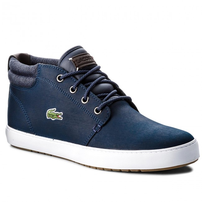 98f20be582 Sneakers LACOSTE - Ampthill Terra 318 1 Cam 7-36CAM0005ND1 Nvy/Dk ...