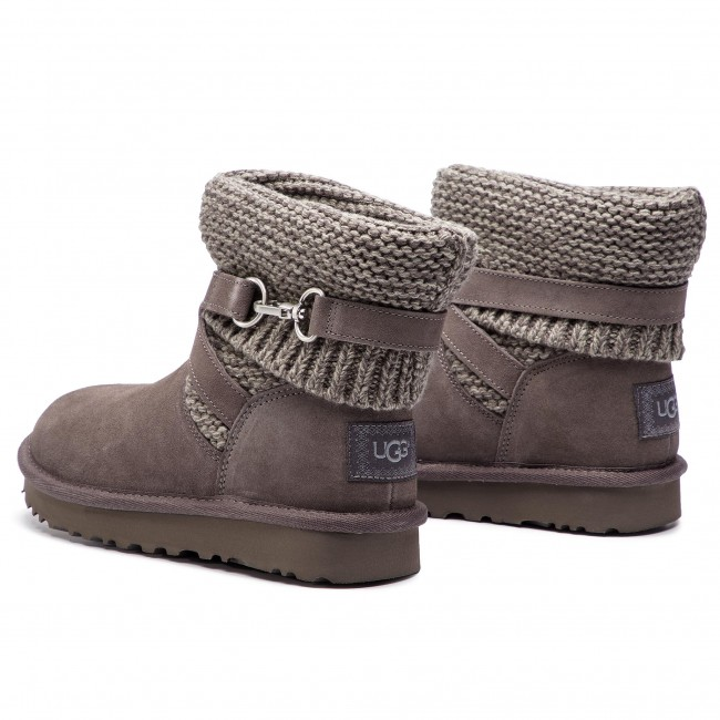 Ugg 1098080 Chaussures Femme W 2018 Strap Bottes Autres Fall Purl W Et winter Boot chrc Y7Iyfgvb6