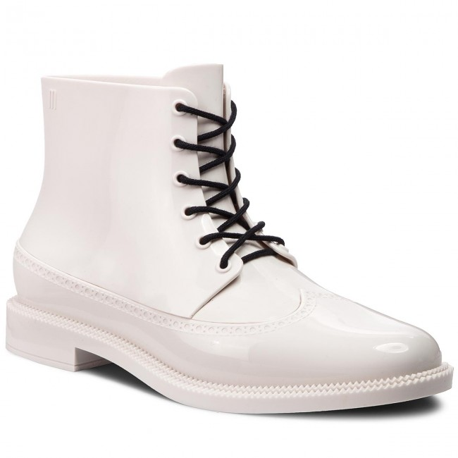 01177 Brogue Ad Melissa 32341 Bottines High White SzVUMp