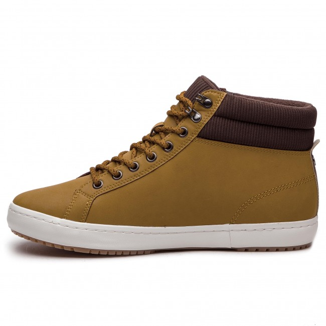 Homme Brw Tan Chaussures 2018 7 36cam006451w Sneakers Fall winter Insulac 3181 Cam Lacoste Basses Straightset q3 dk WHID2Y9E