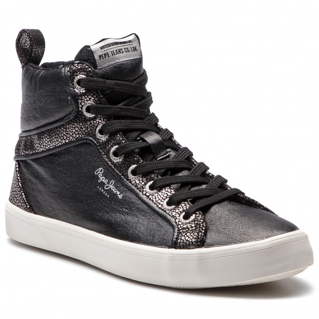 124e28429d7 Sneakers PEPE JEANS - Stark Moon PLS30771 Black 999 - Sneakers ...