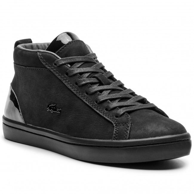36caw004002h Caw 318 Lacoste 1 C Straightset Blkblk Sneakers 7 wqvpUgxH