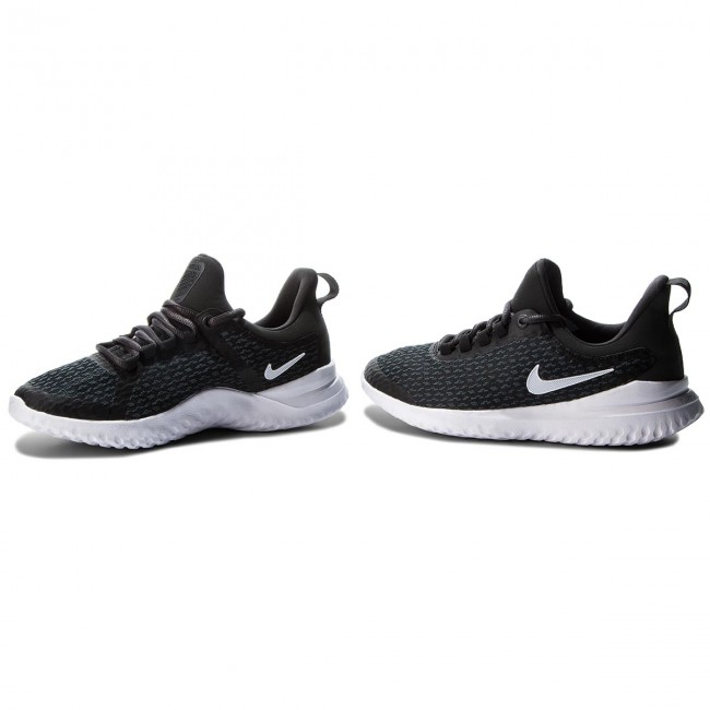 separation shoes 9b879 f5a10 ... Chaussures NIKE - Renew Rival (GS) AH3469 001 Black White Anthracite ...