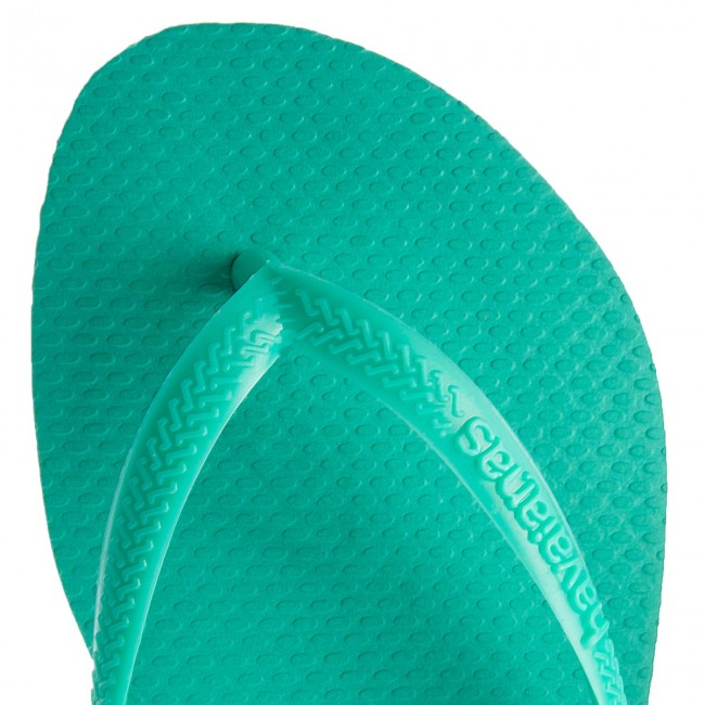 mint 40000309460 Tongs Slim G Mint Havaianas Green EW9H2ID