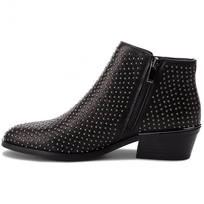 Alma En I18329 Black Pena Bottines 8O0PkXNwZn