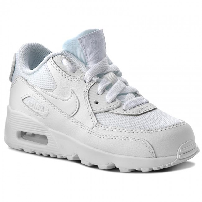 online store 00876 67d99 Chaussures NIKE - Air Max 90 Mesh (PS) 833420 100 White White