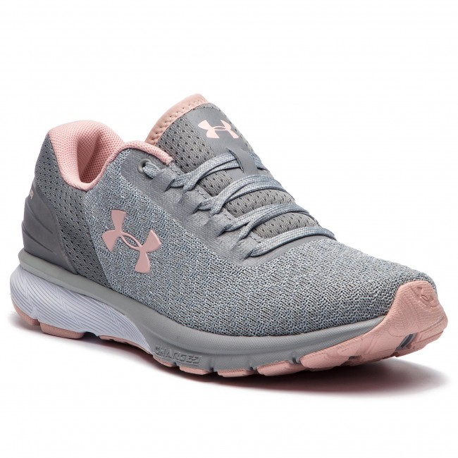 info for 7aa4c da27a Chaussures UNDER ARMOUR - Ua W Charged Escape 2 3020365-106 Gry