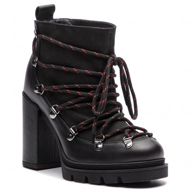 L37 Black High Bottines S29sn8 Breaker Ice Rj5ASc3q4L