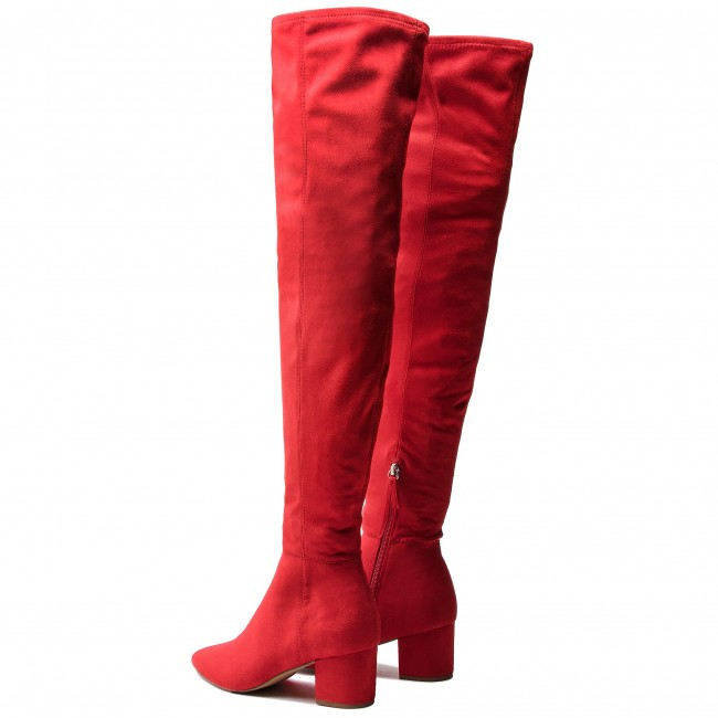Bolted Sm11000229 Cuissardes Steve Madden 009 04001 Red Boot hQrxCBsdt