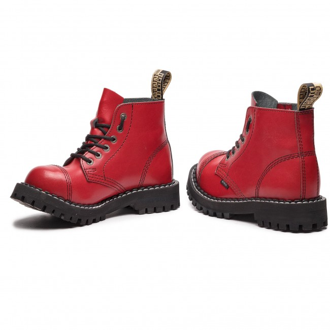 Femme Autres 127 Full Bottes winter Red 2018 Chaussures Steel Bottines f Fall o Rangers Et doQrBWxCe