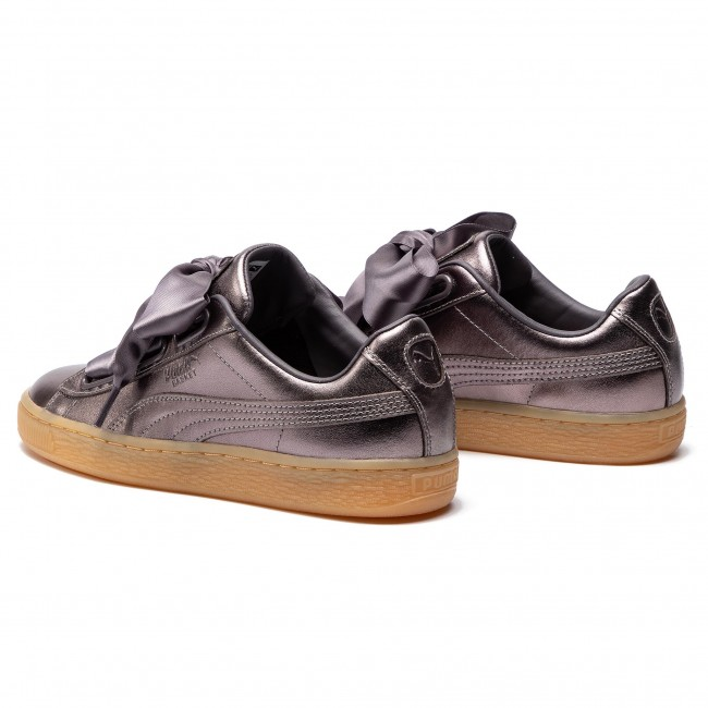 quiet Basket Heart Quiet Luxe 01 Puma Sneakers Shade Wn's 366730 Shade DHYWE29I