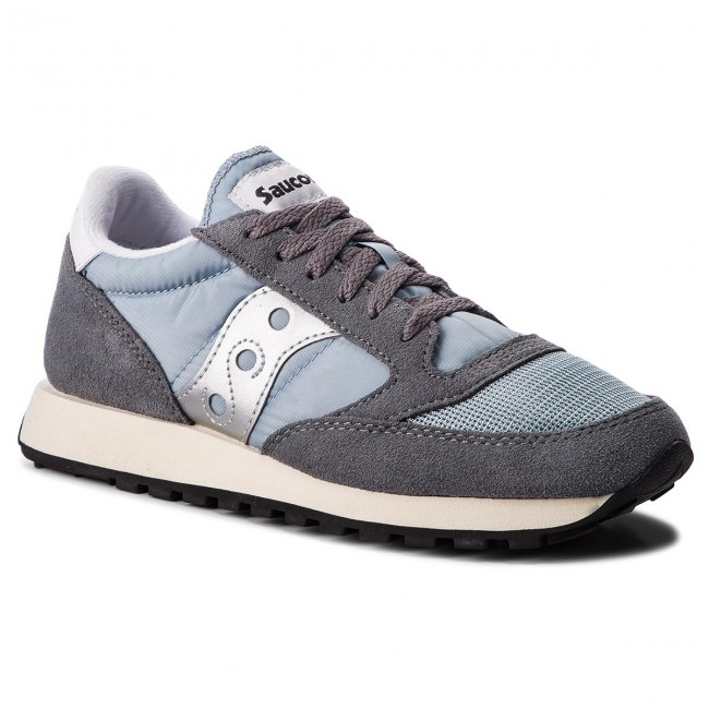 purchase cheap dc2ce 90282 Sneakers SAUCONY - Jazz Original Vintage S70368-39 Gry Blu Wht