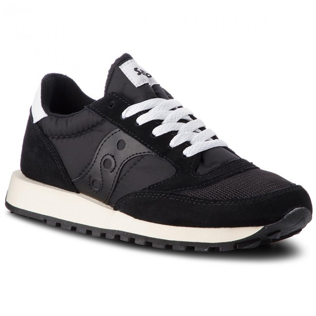 S70368 9 summer Chaussures Sneakers 2019 Jazz Original Homme Vintage Basses blk Saucony Spring Blk doxBCe