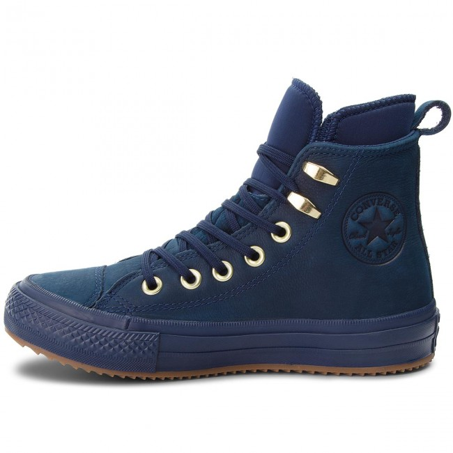 Navy 558820c Wp Midnight Navy midnight Converse Ctas Boot Hi Sneakers 8PwXk0On